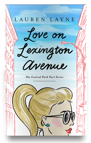 LaurenLayne-Cover-LoveOnLexingtonAvenue-Hardcover-LowRes