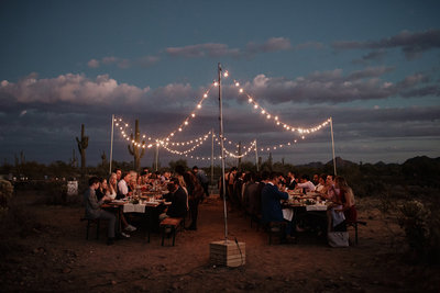 Intimate reception by Cloth and Flame in Phoenix