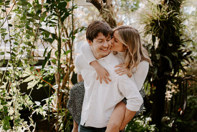 New York Botanical Gardens Engagement Session by Kara McCurdy-37