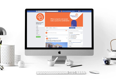 Platinum Property Social Profile by The Brand Advisory