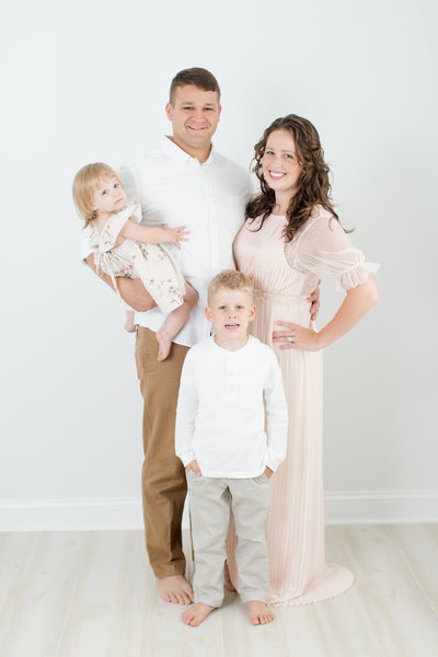 Family photographers in Canton Ohio
