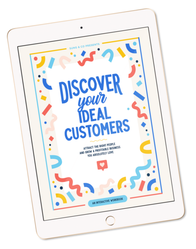 Discover Your Ideal Customers helps business owners with one of the most important aspects of their business.