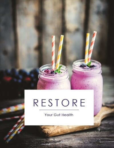 Restore your gut health cover