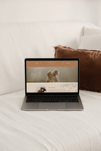 Anna Marie Homepage By Femme Collective Studio