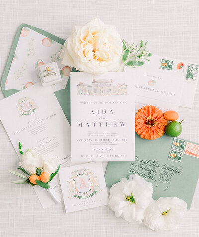 watercolor-wedding-stationery-The-Welcoming-District