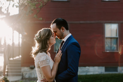 Woods Elopement
