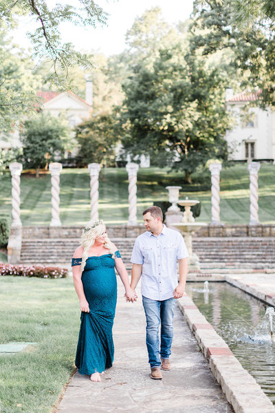 @ 2018 Ashley Nicole Photography -  Adrianna + Jordan Maternity