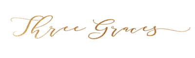 Three Graces Font Logo