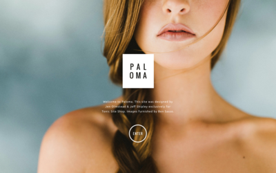 Paloma Desktop-Tonic Site Shop 00