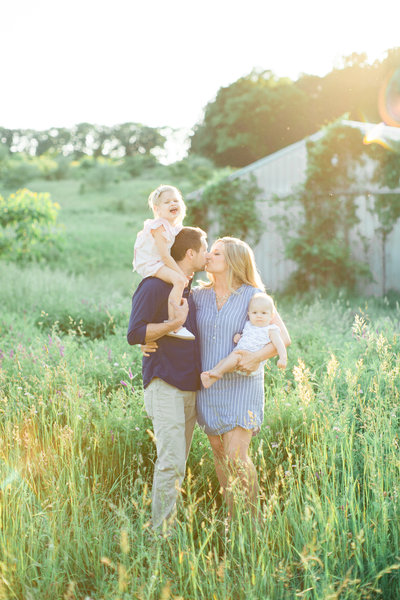 family portraits by Breanna Bell Photography