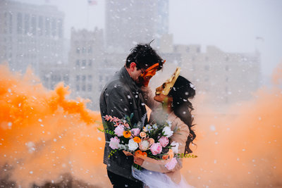 Elopement-Z-Lot-Detroit-Michigan-lifestyle-Chettara-T-Photography-4937