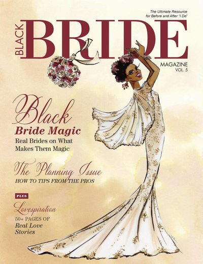 Press Black Bride