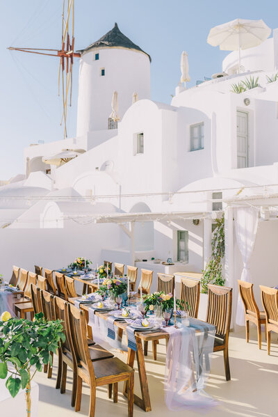 best wedding venues in Santorini