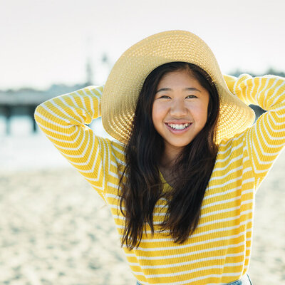 senior beach photos santa cruz-dana nicole photography-147s