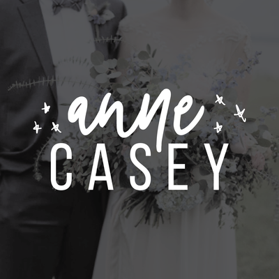 Website Design and Branding for Anne Casey Photography