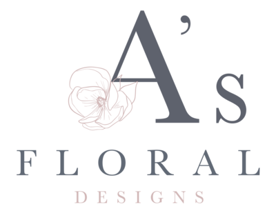 A's Floral Designs- Secondary Logo-01
