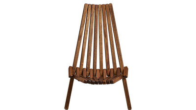 Wood Outdoor Chair CB2
