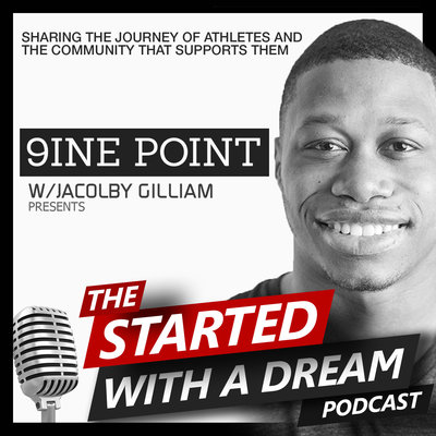 9INEPOINTStartedWithADreamPodcastCoverImage