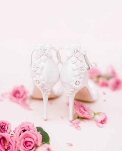 Fine Art Bridal Shoes