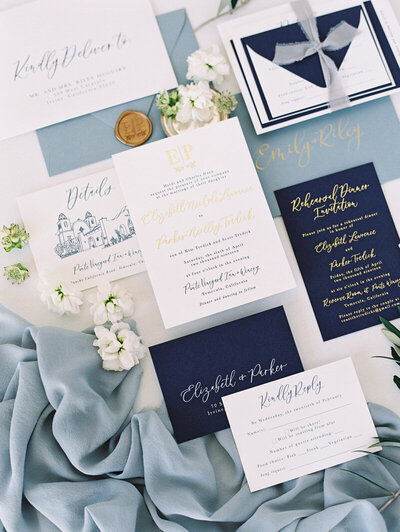 pirouettepaper.com | Wedding Stationery, Signage and Invitations | Pirouette Paper Company | Wedding Invitations | Jordan Galindo Photography _ (81)