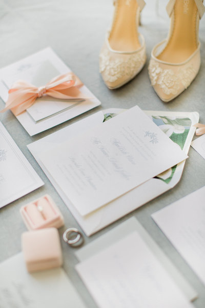 Athena Street Creative is a full-service creative studio specializing in custom wedding invitations, save the dates, and personalized stationery.