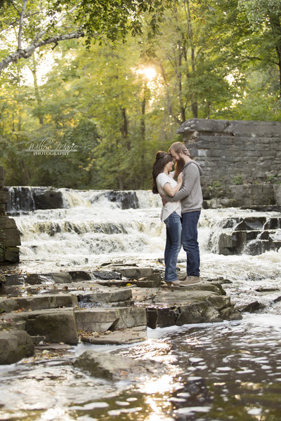 Carley Alex engagement session old buildings waterfalls cabin engagement willow marie photography010 copy
