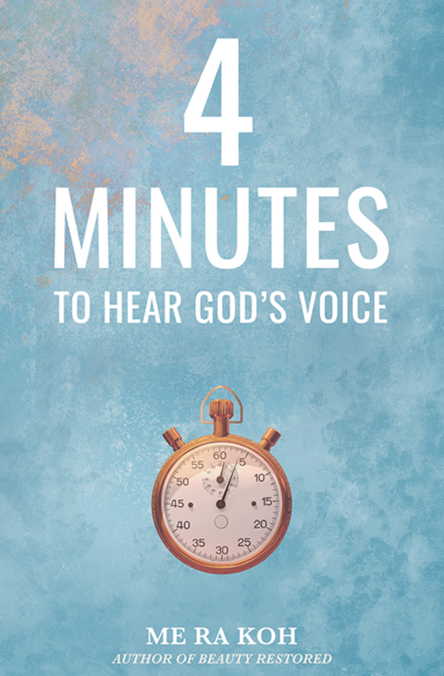 4 Minutes to Hear God's Voice