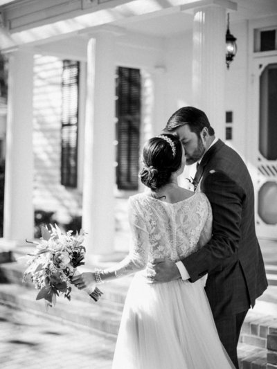 raleigh wedding portraits