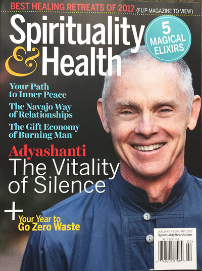 Adyashanti for Spirituality & Health