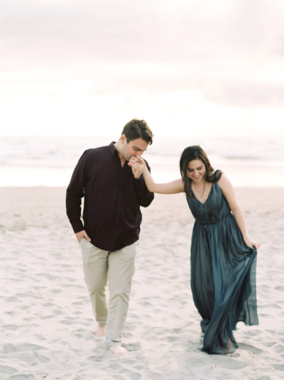 Cannon Beach Engagement Shoot