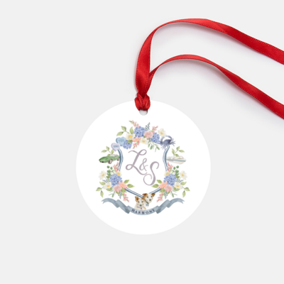 watercolor-crest-Christmas-ornament-The-Welcoming-District