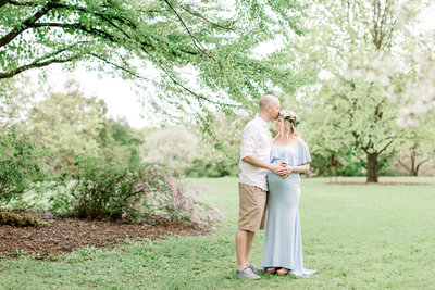 Waukesha Luxury Maternity Photographer