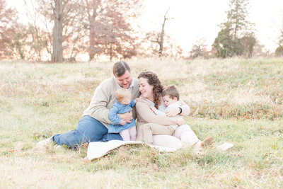 Neutral Fall Family Session Steubenville Ohio6