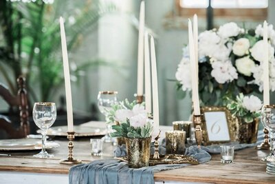 Nadine De Leon Designs DIY Wedding Rentals