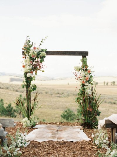 Luxury Ranch Wedding Planner
