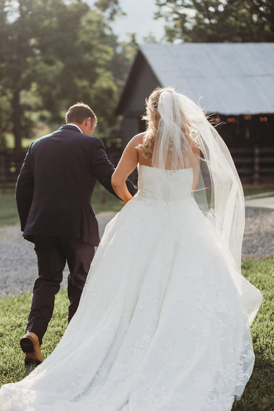 Warrenwood Manor - Kentucky Wedding Venue - Outdoor Ceremony