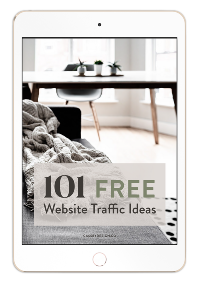 101-free-website-traffic-ideas