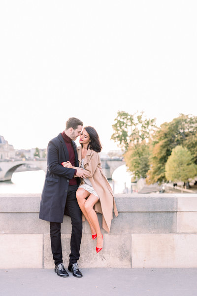 Jessica Photography engagement Paris Parijs loveshoot elopement louvre givenchi -6