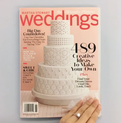 Martha Stewart Weddings Winter 2018