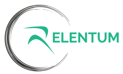 Relentum logo_R name_black green