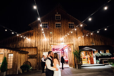 Red Cedar Farm Seattle Wedding Venue