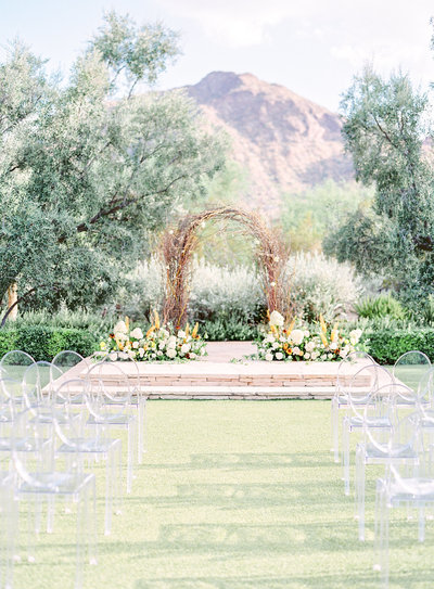 Luxury fall wedding in the desert of Arizona Photographed by Amy Mulder Photography