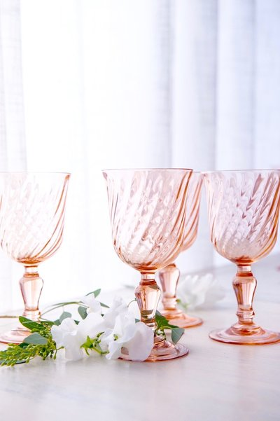 French-pink-vintage-glassware-hawaii-vintage-rentals (1)