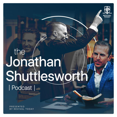 Jonathan Shuttlesworth Podcast Available on all Podcast Platforms