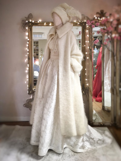 Chione-ivory-mohair-wool-silk-bridal-wedding-coat-JoanneFlemingDesign