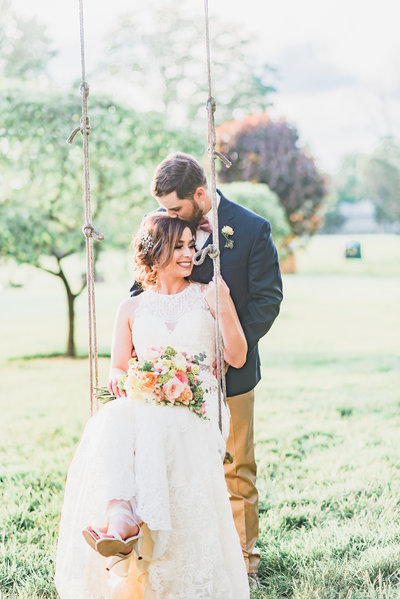 Barboursville Virginia Wedding Photographer - Laila Chanel Studios-1041
