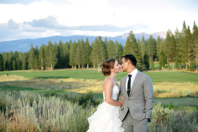 Tahoe Mountain Club wedding venue