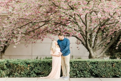 virginia garden maternity session_2219