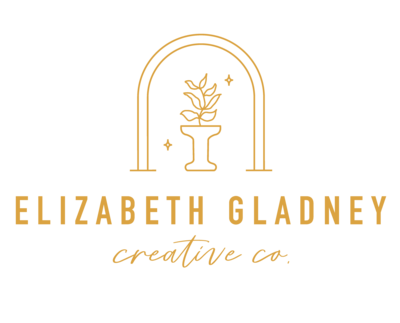 Elizabeth Gladney Creative Co. is a small business branding agency in Dallas, TX.