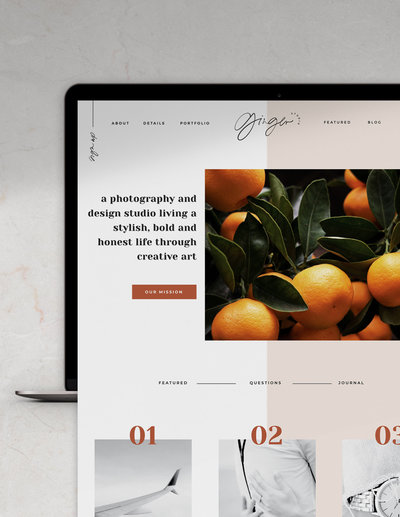 Ginger-ShowitWebsiteTemplate-StylishWebsiteDesign-02